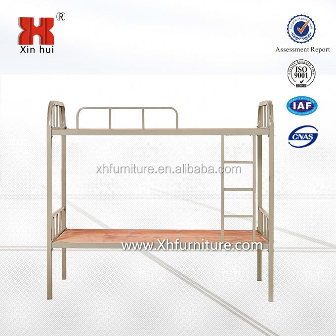 2016 Best Price ! Modern Kids Double Deck Bed Military Bunk Bed