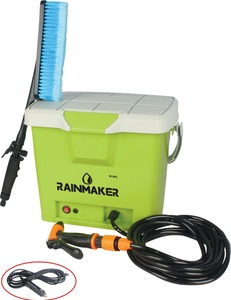 Rainmaker 20L High Pressure Electric Portable Car Washer