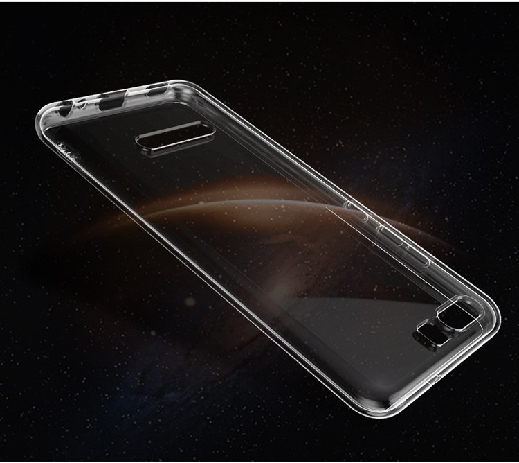 Hot Selling Tasteless Thickening High Transparent Soft TPU Cell Phone Case For Huawei P10 P10plus