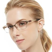 Latest fashion <span class=keywords><strong>금</strong></span> glasses <span class=keywords><strong>프레임</strong></span> 광 eyewear frame (high) 저 (quality metal 안경 대 한 women