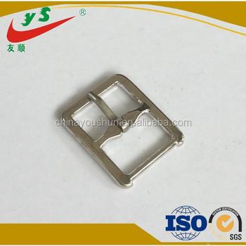 China Supplier Nickle Free 15mm Duraflex Buckles