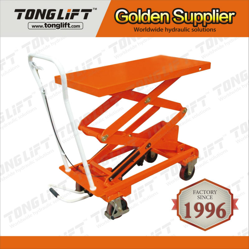 High Quality Professional Manufacture Spring Lift Table