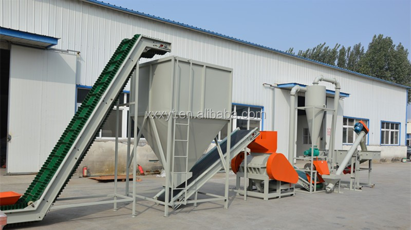 100 Profit Waste Tyre Recycling Rubber Powder Plant