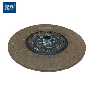 1862176034 1360231 Depehr European Transmission Parts Tractor Copper Clutch Disc Plate