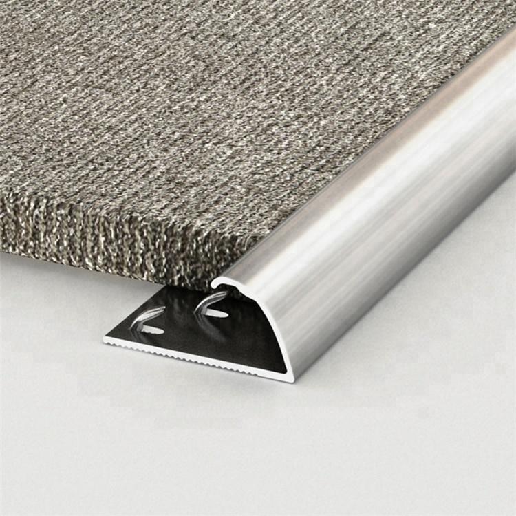 Niu Yuan Aluminium Carpet Edging Vinyl