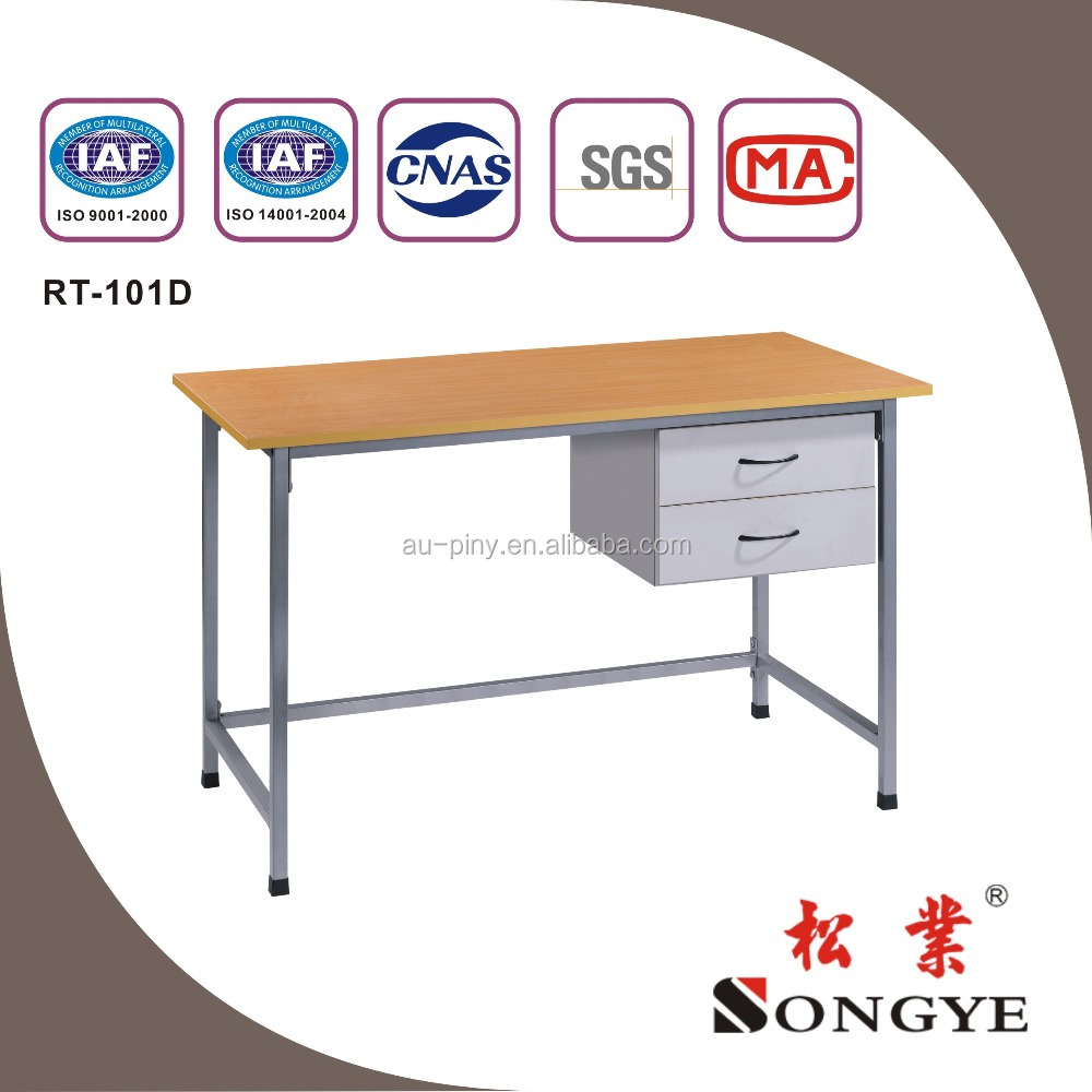 With Drawer!! Multifunctional Single Desk & School Desk And Chair
