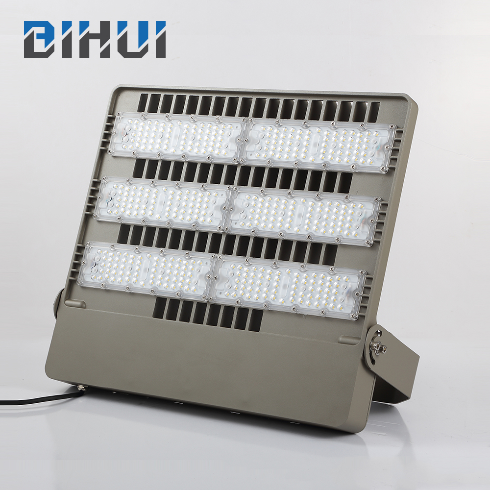 Project using high brightness outdoor 220 volt 300w 6000k led flood light