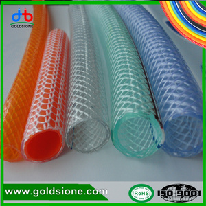 3/4 inch transparent hose/pvc braided pipe