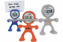 funny small digital desk clock