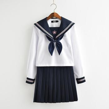 best selling new design japanese style cosplay schoolgirl sexy costume for women