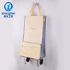 Yongkang Z.T Co.,Ltd pvc foldable shopping bag trolley