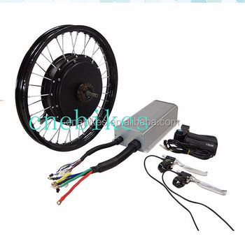 120km h high speed electric bike kit 5000 watt hub motor. Black Bedroom Furniture Sets. Home Design Ideas