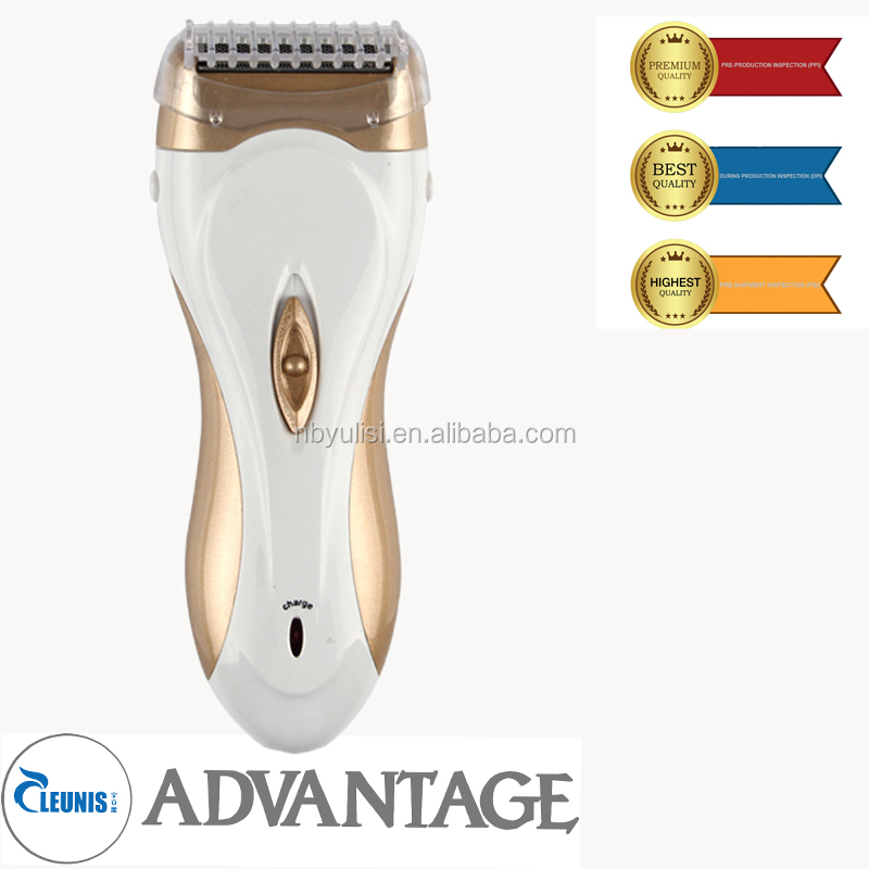 Temperate Electric Rechargeable Women Razor Hair Removal Hair Clipper Epilator Bikini Hair Trimmer Shaving Lady Beauty Health Care Epilators Personal Care Appliances