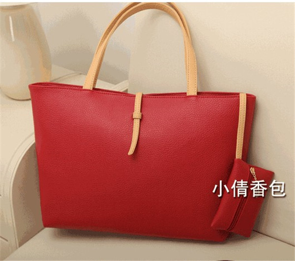 lady briefcase 2015 italian leather handbags made in china leather tote shoulder bag