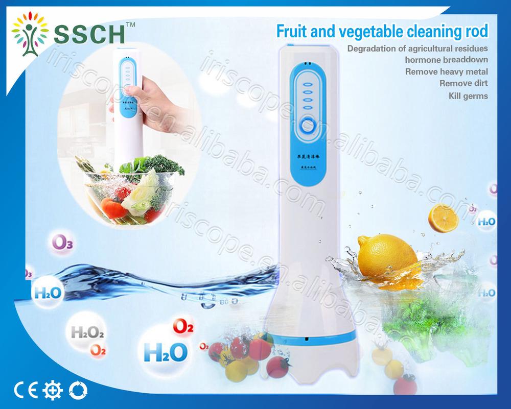 Ozone Vegetable Sanitizer Ozone Fruit Cleaner
