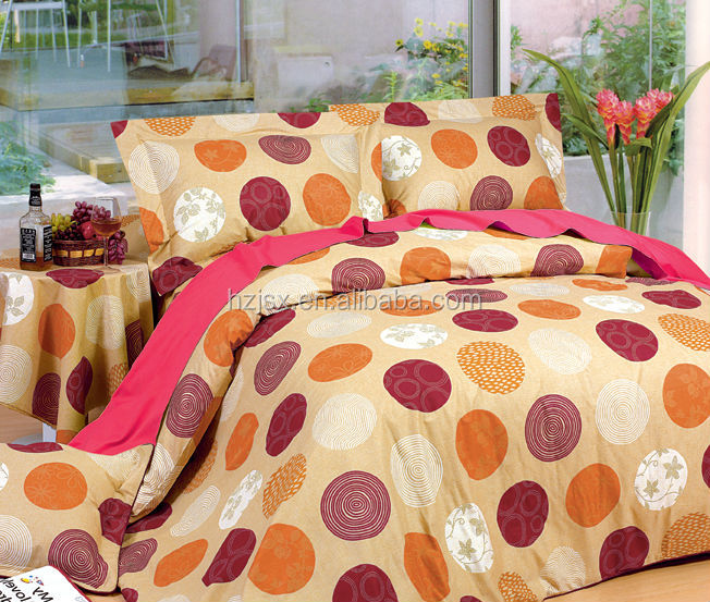 1382 100% cotton sateen jacquard fabric for bedding set