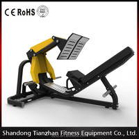 TZ-6066 45 Degree Leg Press/Plate Loaded Equipment Gym