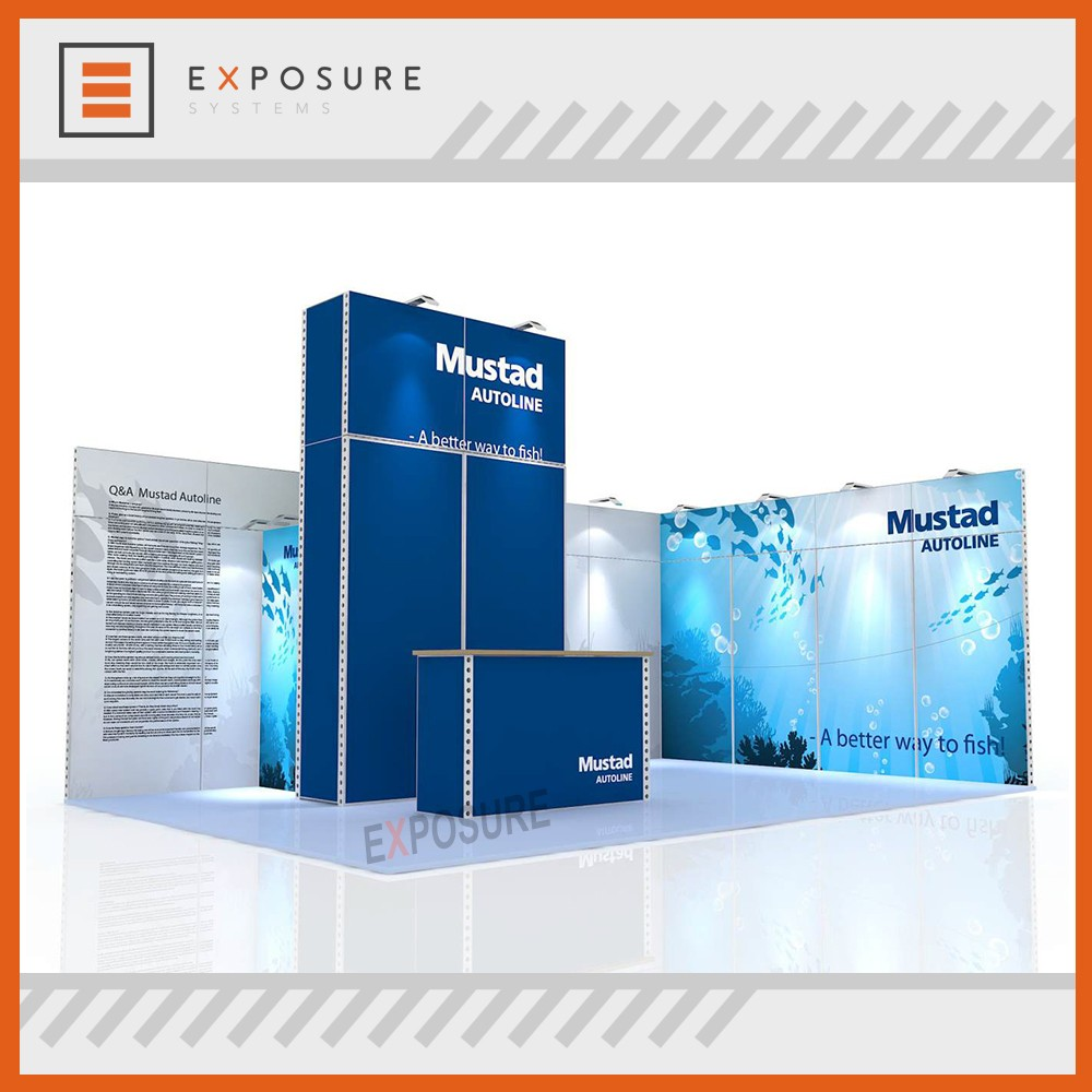New Promotion Trade Show Booth Design Ideas With Factory Wholesale ...