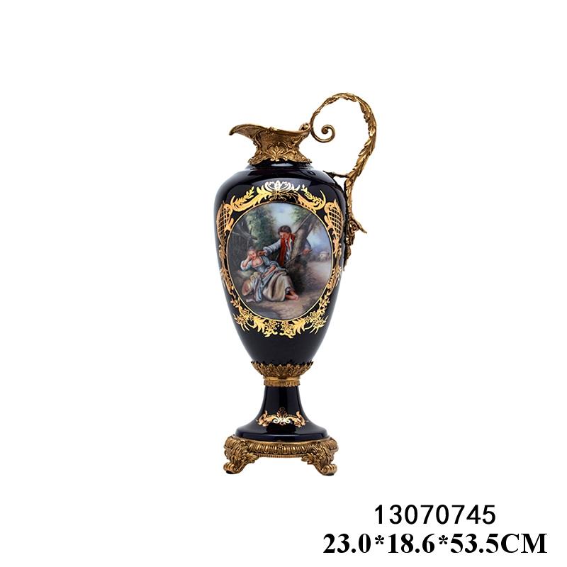 European Classical Ceramic Flower Vase For Home Decor Buy Antique