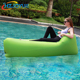 Lightweight lazy sofa, Inflatable folding sleeping bag camping lazy bag Inflatable sun lounger