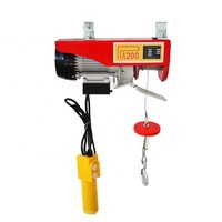 Factory Price PA600 PA800 PA1000 Mini Small PA Electric Motor Wire Rope Lift Hoist