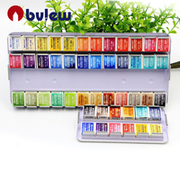 2019 new professional 36colors aquarelle watercolor paint set