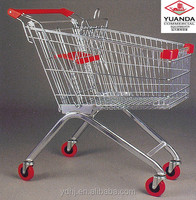 Shopping trolley, grocery shopping carts