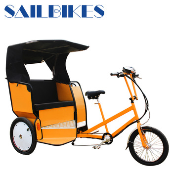 commerical Pedicab rickshaw