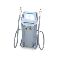 Tre lunghezze d'onda 1064nm, 532nm, 1032nm Nd: Yag Laser tattoo removal machine