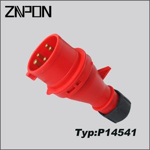 P14541 IEC Industrial Application 3-phase Power Plug
