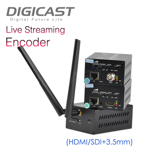 Best Selling Low latency IPTV Streaming Hotel Encoding Cable TV Digital Encoder H.264 Decoder H.265 HEVC