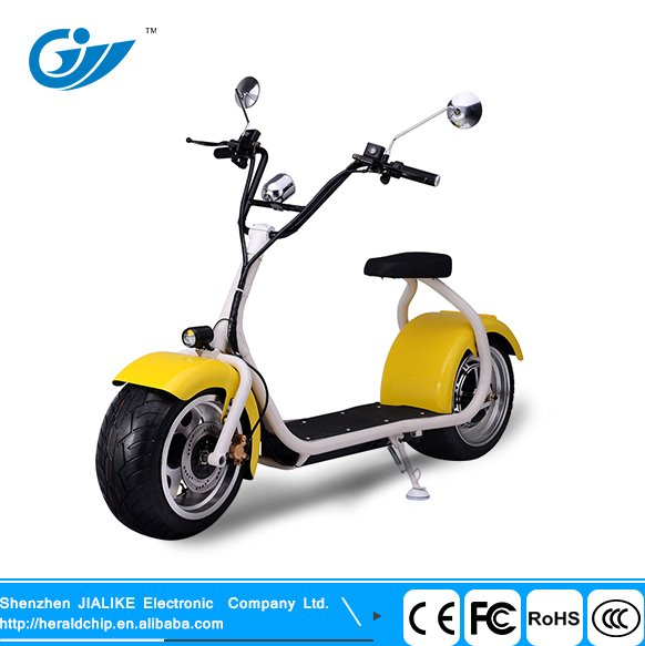 Harley01 1000W city scooter electric motorcycle two wheel motor scooter / electric mobility scooter