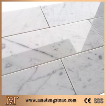 Beautiful House Design Cut To Size Bianco Carrara White Marble Floor