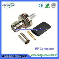 RF connector TNC connector rg174 3m cable