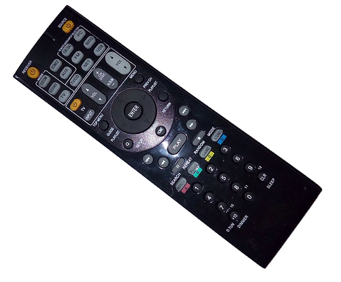 Buy Replaced Remote Control Compatible for Onkyo TXSR507B RC866M TX