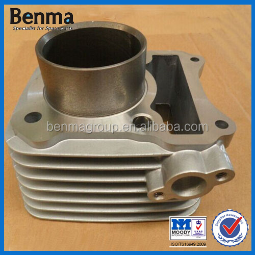 hot sell high quality GN125 motorcycle cylinder head with high performance