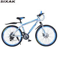 Factory direct 26 inch disc brakes mountain bike men bicycle