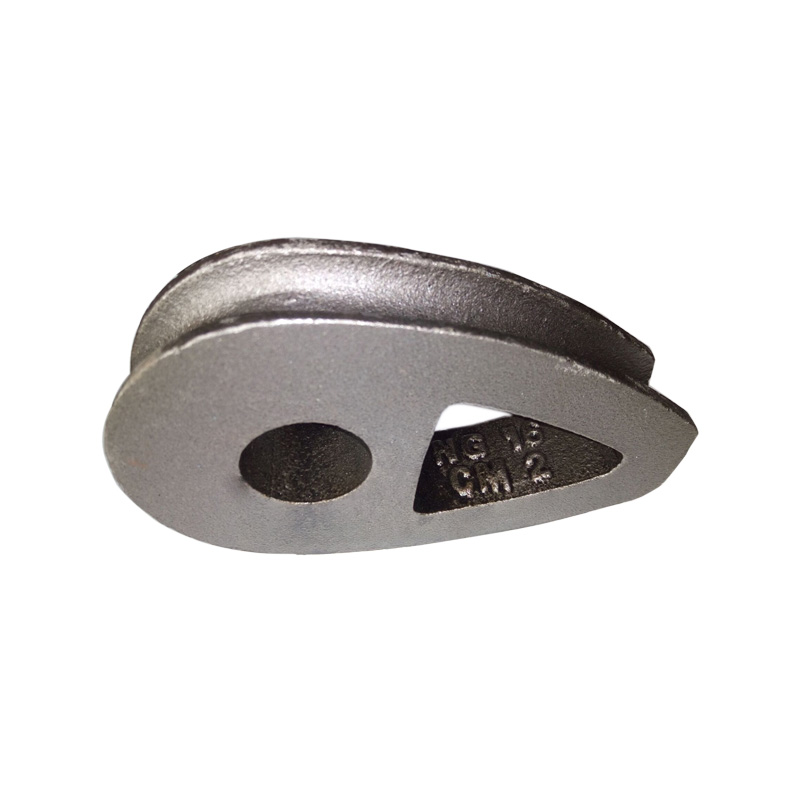 Din 3091 ductile iron malleable wire rope thimble