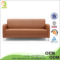 Professional Office Leather european style sofa