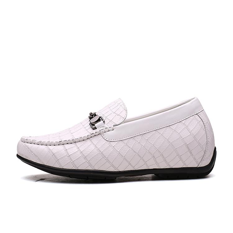 Crocodile CF Casual 2018 Grain Comfort Trend Fashion Elevator Shoes CaSq7