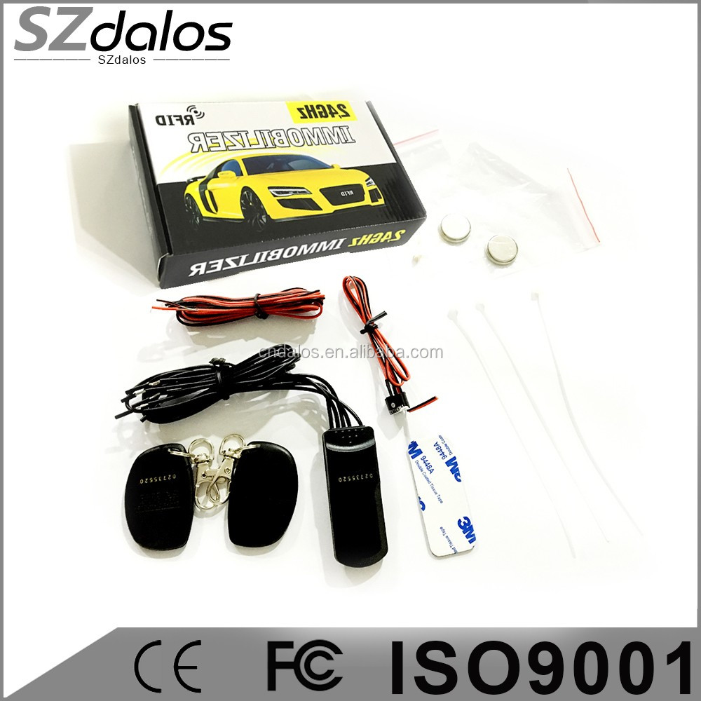 Factory fashionable cheap latest car immobilizer, updated remote RFID car immobilizer
