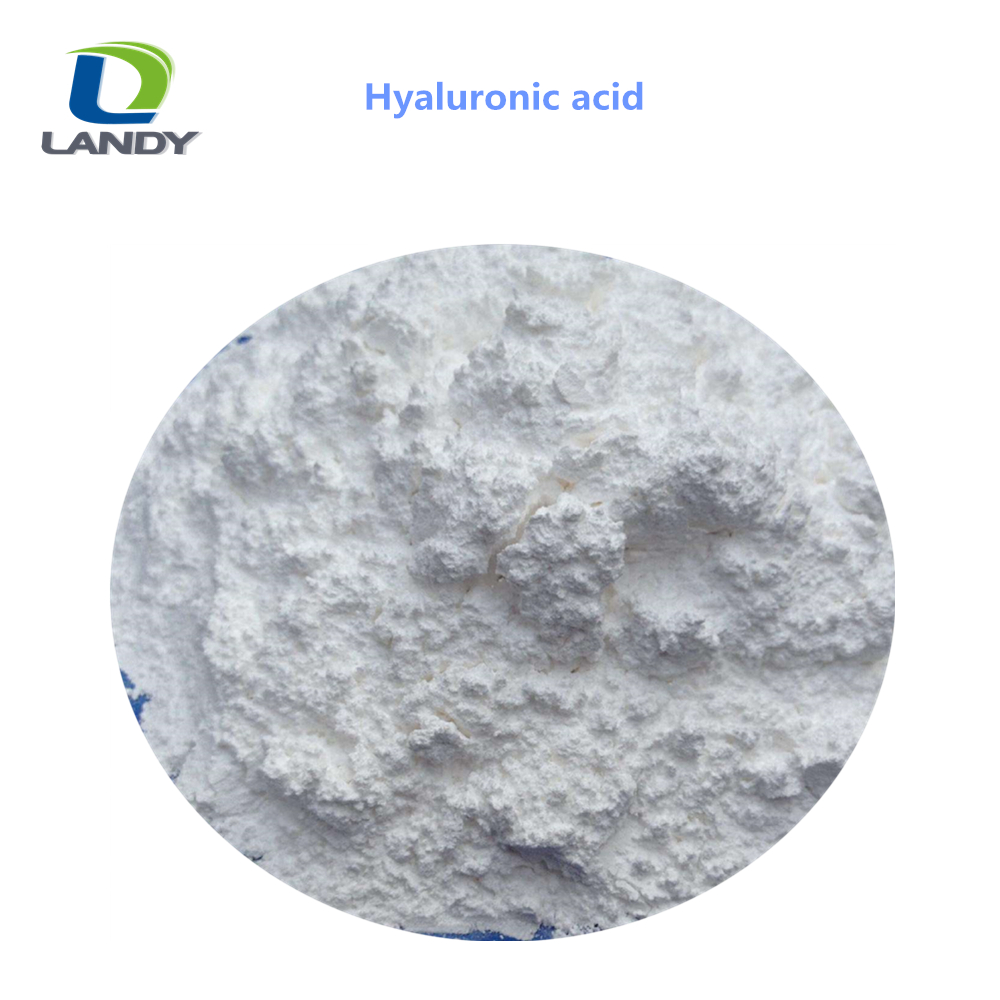 Good Quality Sodium Hyaluronate Medical Grade HA Hyaluronic acid