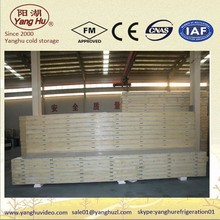 well-connected heat insulated pu sandwich panel