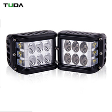 Super Bright 3inch Offroad Jeep Motor 4x4 Side Work Light Led,Wholesale 5000 Lumen 24V 12V 45W Led Work Light for Truck