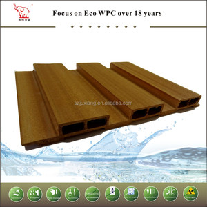 Colorful and low cost wood PVC wall board using practical eco WPC wall