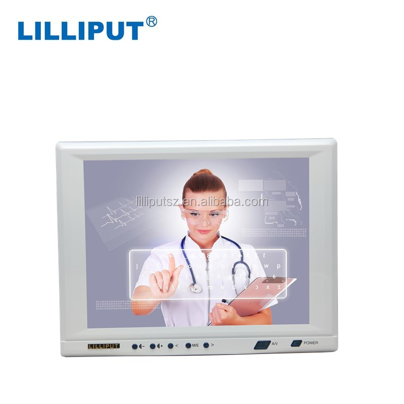Lilliput 8 inch Medical VGA Monitor with Touch screen