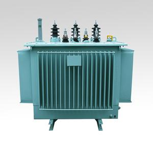 3C approved 10KVA oil type 11/0.4kv power transformer