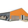 Qingdao Director Prefab Light Steel Structure Chicken Farm Poultry House