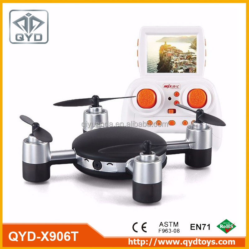 MJX X906T Mini Lily Camera drone 5.8G FPV HD Real-time images transmission FPV Drone