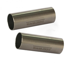 MA high precision stainless steel pneumatic cylinder tube